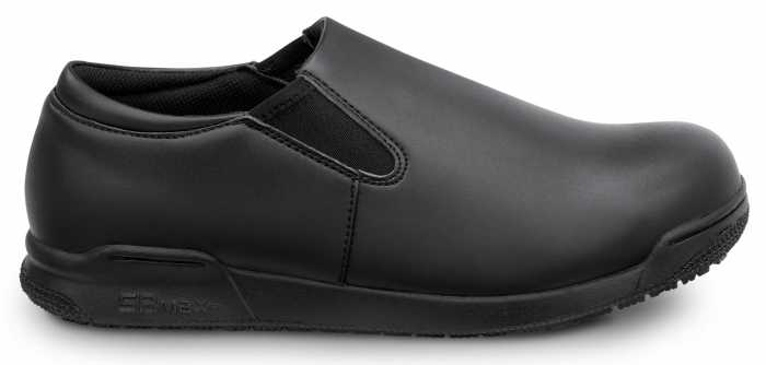 SR Max SRM6410 Ashland, Men's, Black, Slip On Oxford Style Soft Toe Slip Resitant Work Shoe