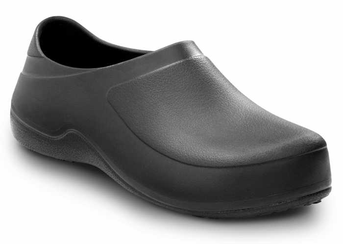 SR Max SRM7700 Manteo Men's, Black EVA Clog Style Soft Toe Waterproof Slip Resistant Work Shoe