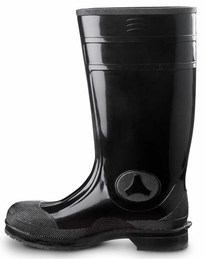 SR Max SRM8300 Montauk, Unisex, Black, Soft Toe, Waterproof, Slip Resistant 16 Inch PVC Work Boot
