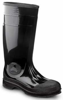 SR Max SRM8300 Montauk, Unisex, Black, Soft Toe, WP, 16 Inch Boot