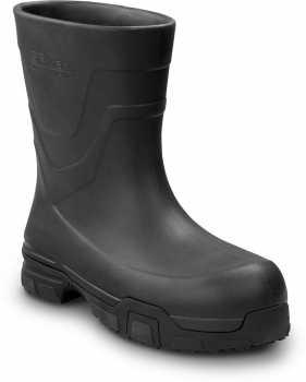 SR Max SRM8400 Summit, Unisex, Black, Pull On Style Comp Toe, Slip Resistant Work Boot