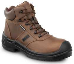 SR Max Cascade Men's Soft Toe Slip Resistant Waterproof 6 Inch Work Boot