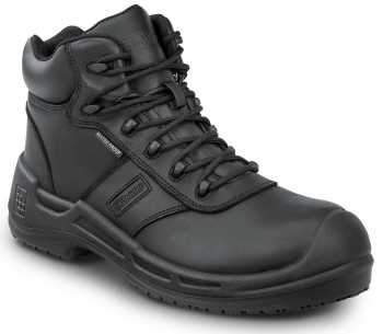 SR Max SRM9150 Lewiston, Men's Black, Comp Toe EH, WP, 6 Inch Boot