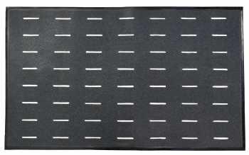 SR Max SRMAT Grip Black, Slip Resistant, Floor Mat