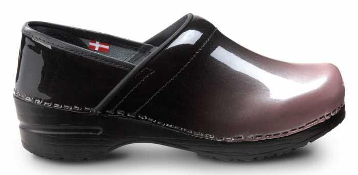 Sanita SSA9206PK Shadow, Women's, Pink, Soft Toe, Slip Resistant Clog