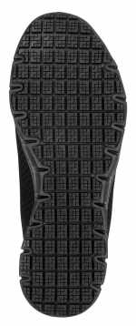 Skechers SSK8174BLK Ava Women's Black Soft Toe, MaxTrax Slip Resistant, Low Athletic