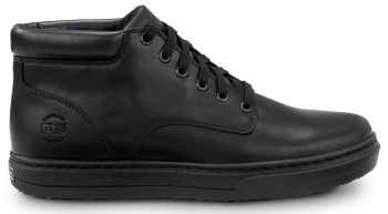 Timberland PRO STMA1S2H Disruptor, Men's, Black, Soft Toe, Slip Resistant Chukka