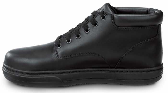 Timberland PRO STMA1S34 Disruptor, Men's, Black, Alloy Toe, Slip Resistant Chukka