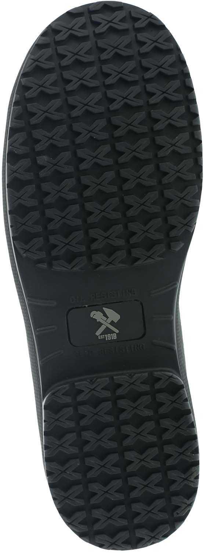 Iron Age WGIA9650 Brown/Black Comp Toe EH, Waterproof Men's Boot