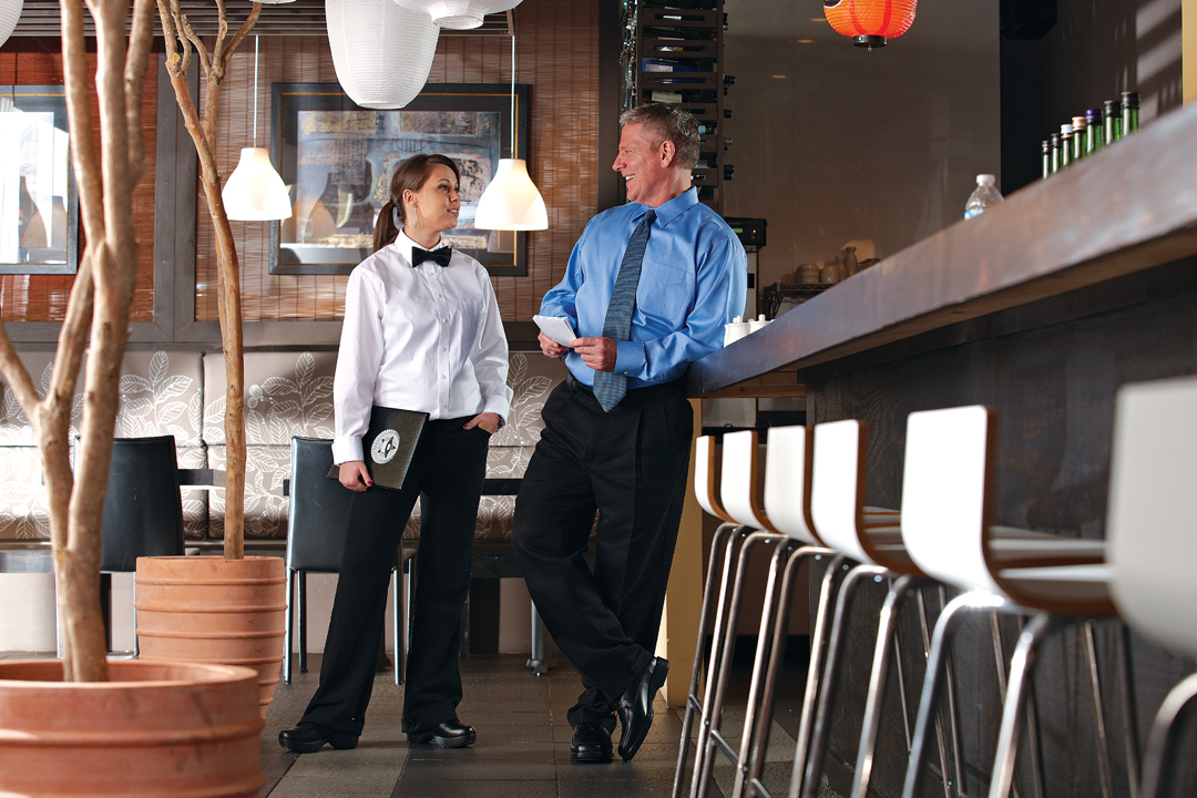 A Restaurant Manager's Take On Why Slip Resistant Shoes Matter