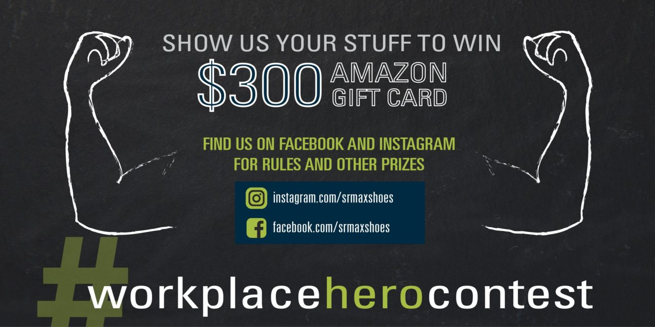 We're Looking for a Workplace Hero