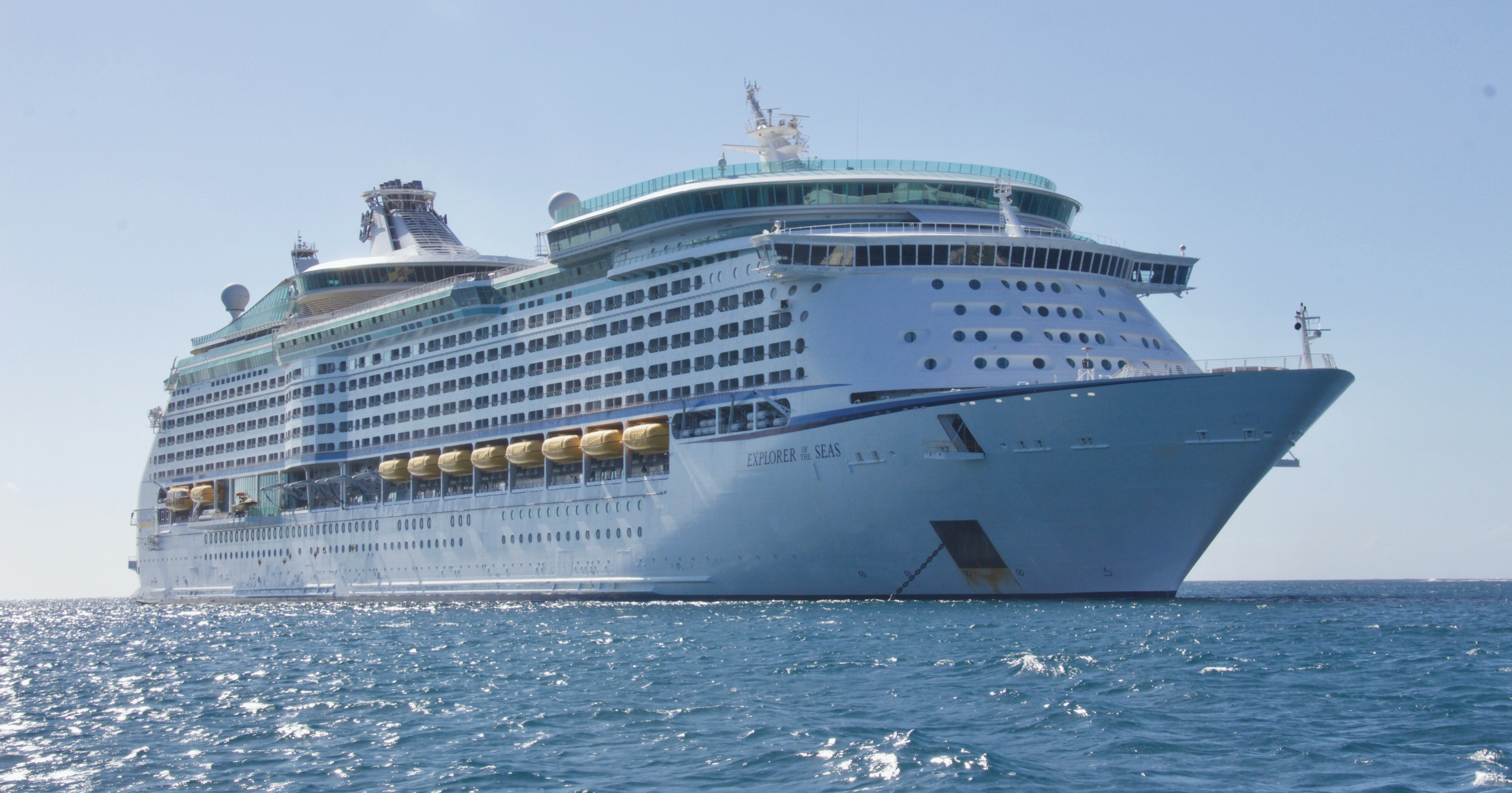 How to Stay Safe While Working on a Cruise Ship