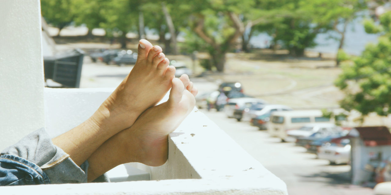 A Quick Guide to Healthy Feet