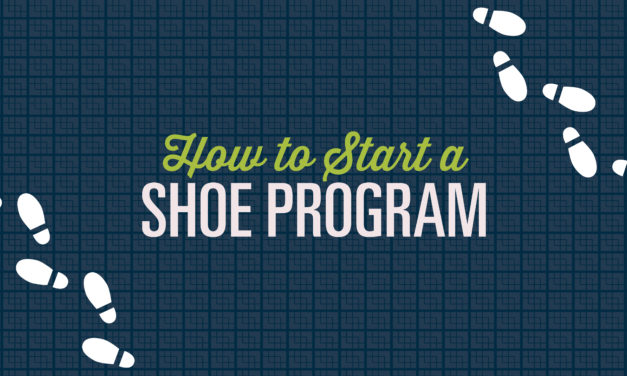 How to Start A Shoe Program 101