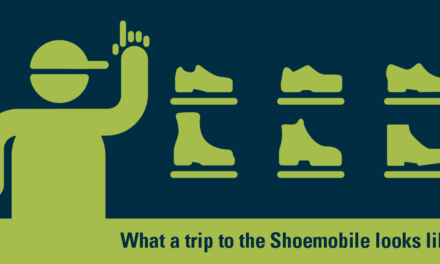 What to Expect when You Visit an SR Max Shoemobile