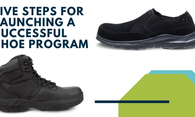 Five Steps for Launching a Successful Corporate Shoe Program