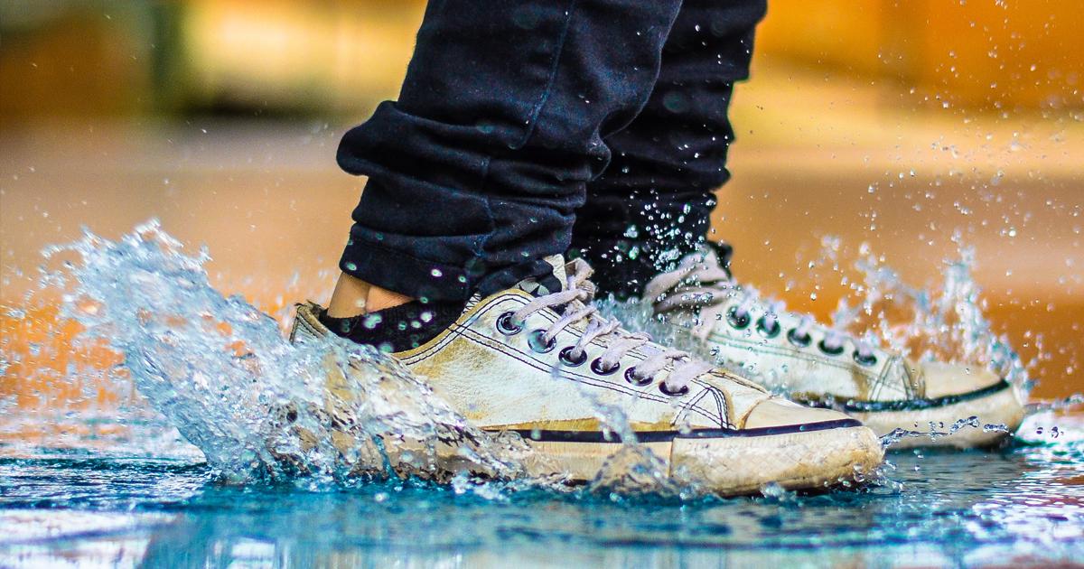Slippery (Resistance) When Wet