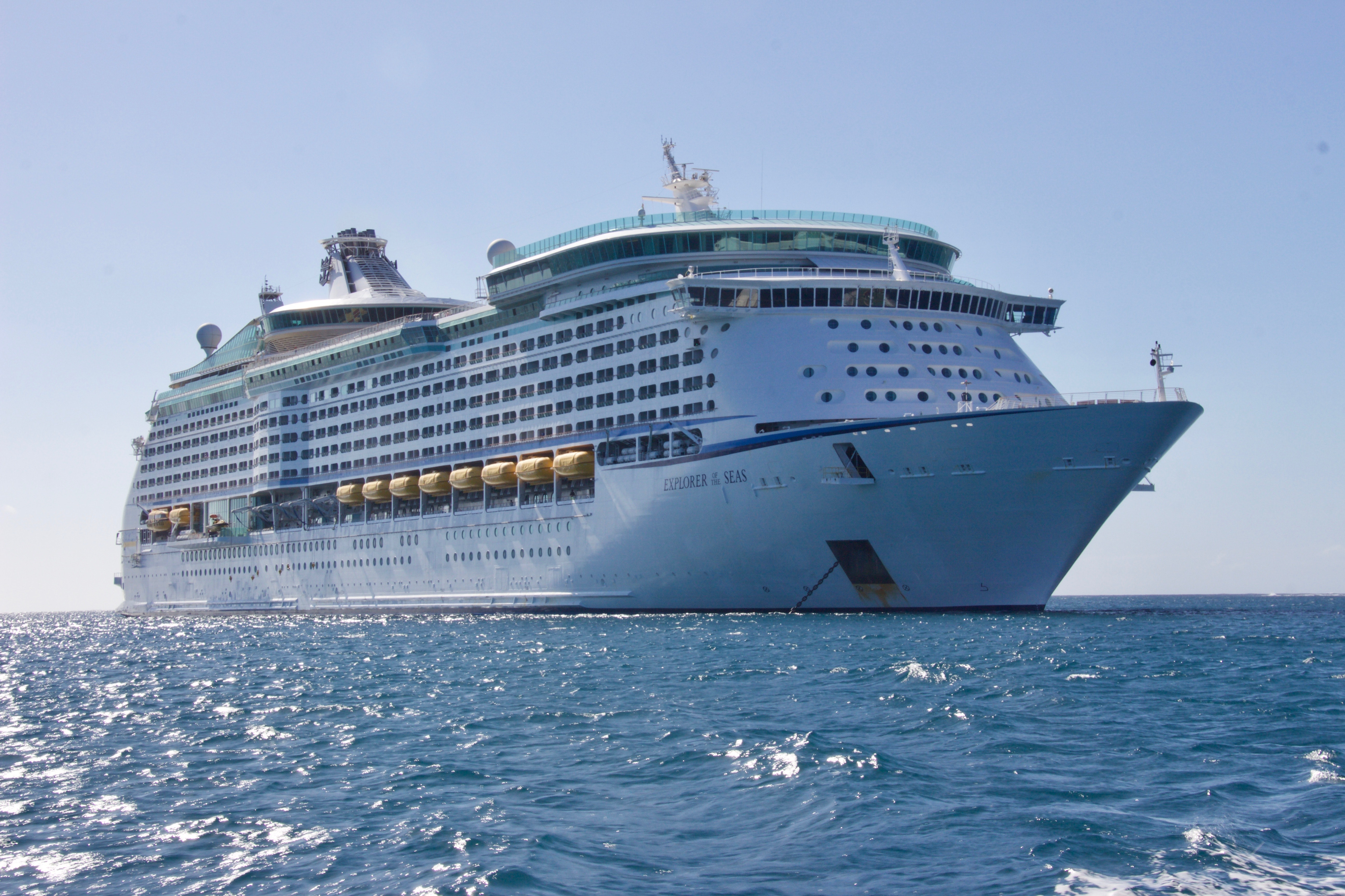 Staying Safe While Working on a Cruise Line